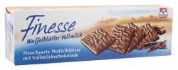 Grabower Finesse Waffelbl�ttchen Vollmilch  (100 g) - 4001453004016