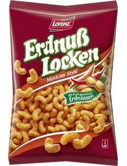 Lorenz Erdnußlocken Mexican Style  (250 g) - 4018077787690