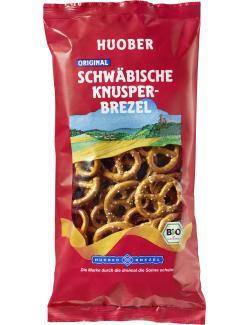 Huober Original Schw�bische Knusperbrezel Bio  (175 g) - 4000381003030