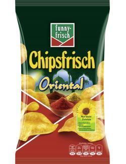 Funny-frisch Chipsfrisch oriental  (175 g) - 4003586000392