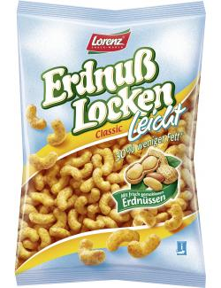 Lorenz Erdnußlocken classic leicht  (200 g) - 4018077740916