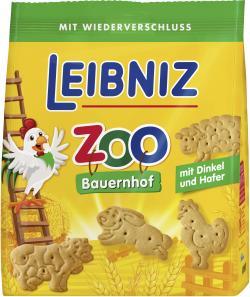 Leibniz Zoo Bauernhof mit Dinkel & Hafer  (125 g) - 4017100126819