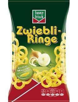 Funny-frisch Zwiebli-Ringe  (80 g) - 4003586006042