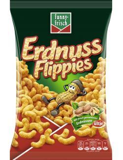 Funny-frisch Erdnuss-Flippies  (250 g) - 4003586006059