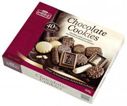 Lambertz Chocolate Cookies Schokoladen-Gebäckmischung  (500 g) - 4006894527209