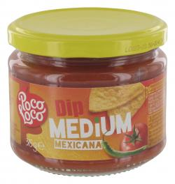 Poco Loco Dip Medium Mexicana  (315 g) - 5412514999919