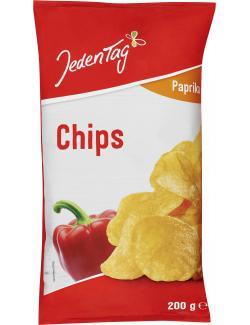 Jeden Tag Paprikachips  (200 g) - 4306188047315
