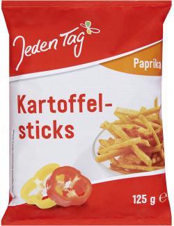 Jeden Tag Kartoffelsticks  (125 g) - 4306188047308