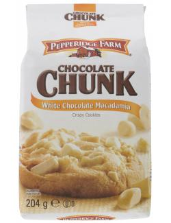 Pepperidge Farm Chocolate Chunk White Macadamia  (204 g) - 14100075226