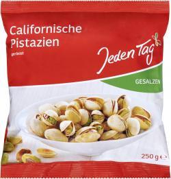 Jeden Tag Pistazien geröstet & gesalzen  (250 g) - 4306180112233