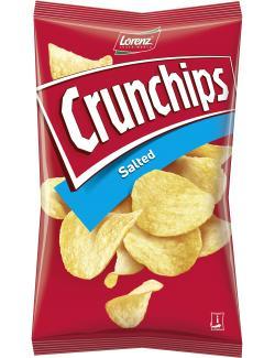 Lorenz Crunchips gesalzen  (175 g) - 4018077711169