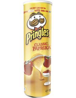 Pringles Paprika  (190 g) - 5053990101894