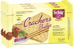 Schär Crackers Pocket  (3 x 50 g) - 8008698003688