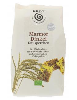 Gepa Bio Marmor Dinkel Knusperchen  (125 g) - 4013320144701