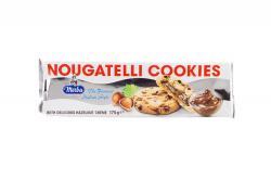 Merba Nougatelli Cookies  (175 g) - 8710502470011