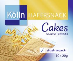 K�lln Hafersnack Cakes  (200 g) - 4000540060904