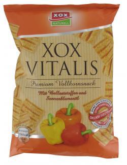 Xox Vitalis Vollkornsnack  (125 g) - 4031446881263