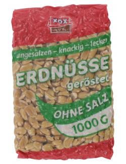 Xox Erdn�sse ohne Salz  (1 kg) - 4031446850108