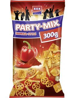 Xox Party-Mix Paprika-Style  (300 g) - 4031446403014
