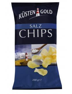Küstengold Salz Chips  (200 g) - 4250426211474