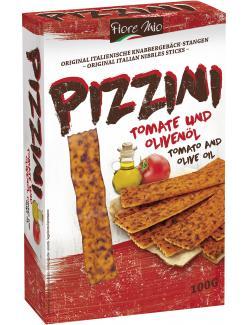 Fiore Mio Pizzini Knabergebäck Tomate & Olivenöl  (100 g) - 4018356007105