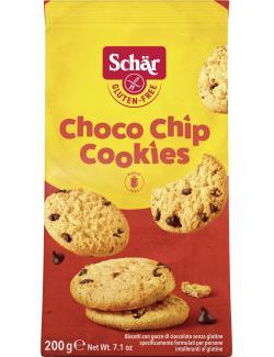 Schär Choco Chip Cookies glutenfrei  (200 g) - 8008698005491