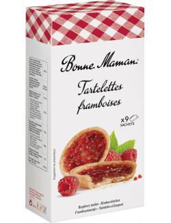 Bonne Maman Tartelettes framboises  (135 g) - 3178530402995