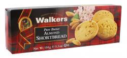 Walkers Almond Shortbread  (150 g) - 39047001800