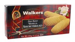 Walkers Pure Butter Vanilla Shortbread  (150 g) - 39047013421
