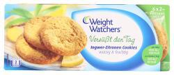 Weight Watchers Vers��t den Tag Ingwer-Zitronen Cookies  (114 g) - 39047153400