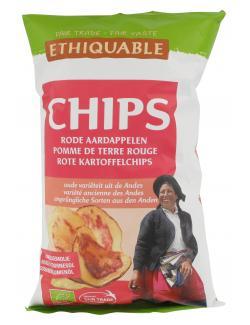 Ethiquable Rote Kartoffelchips - MHD 30.11.2016  (100 g) - 5420051400584