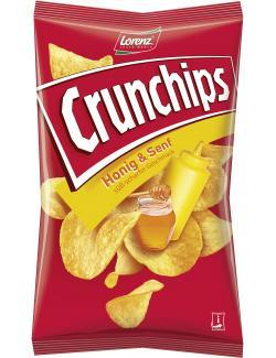 Lorenz Crunchips Honig & Senf  (175 g) - 4018077667558