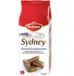 Hellema Sydney Keks mit Kakaocreme  (145 g) - 8710508770146