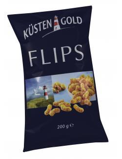 Küstengold Flips  (200 g) - 4250426214543