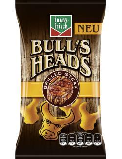 Funny-frisch Bull