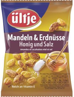 Ültje Mandel Erdnuss Mix Honig & Salz  (200 g) - 4004980530508