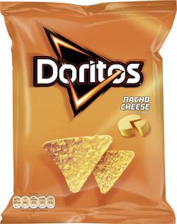 Doritos Nacho Cheese  (125 g) - 8710398600332