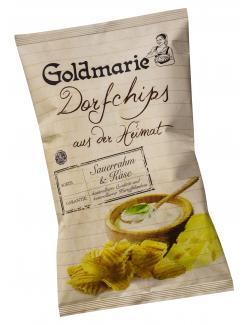 Goldmarie Dorfchips Sauerrahm & K�se  (175 g) - 4260404852445