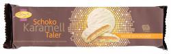 Aldente Schoko-Karamell Taler weiße Schokolade  (160 g) - 4044808150945