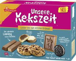 Griesson Unsere Kekszeit  (415 g) - 4001518109977
