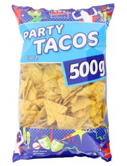 Xox Party Tacos Salz  (500 g) - 4031446703060