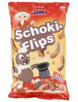 Xox Schoki-Flips Pitti platsch  (125 g) - 4031446832913