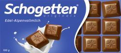 Schogetten Alpenvollmilch  (100 g) - 4000607151002