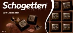 Schogetten Zartbitter  (100 g) - 4000607151200