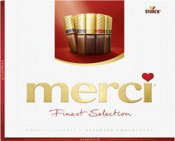 Merci Finest Selection gro�e Vielfalt  (250 g) - 4014400901191