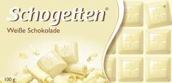 Schogetten Wei�e Schokolade  (100 g) - 4000607167706