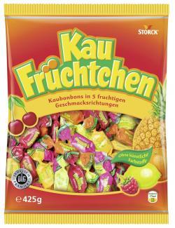 Storck Kau Früchtchen  (425 g) - 4014400904352