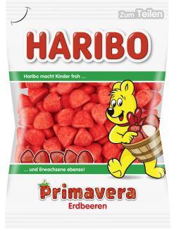 Haribo Primavera Erdbeeren  (200 g) - 4001686405093