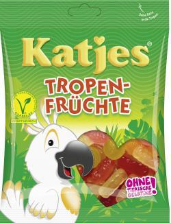 Katjes Tropen-Fr�chte  (200 g) - 4037400129037