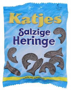 Katjes Salzige Heringe  (200 g) - 4037400011035